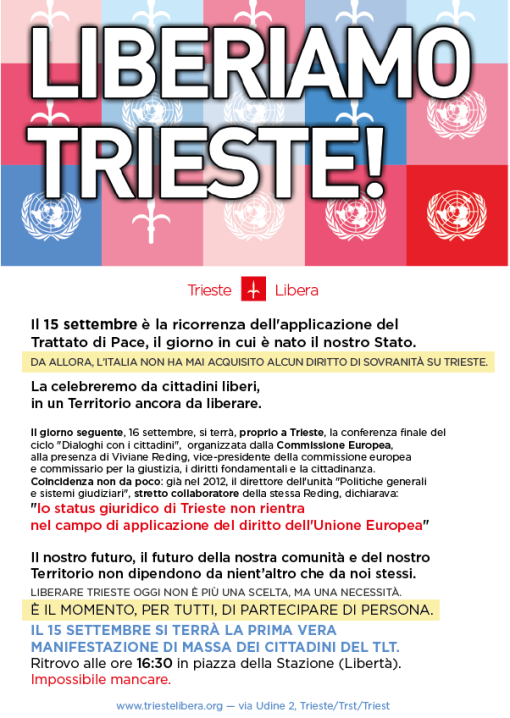 Liberiamo Trieste